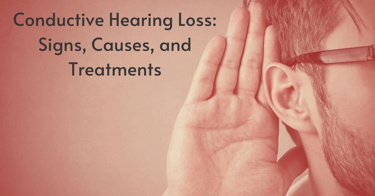 conductive hearing loss poster